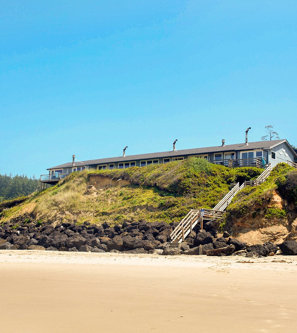 Moolack Shores Inn Best Rates At Our Hotel In Newport Oregon